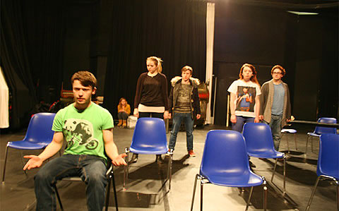 student drama workshop chairs